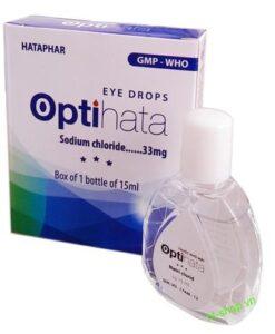 Optihata Cool Eye Drops