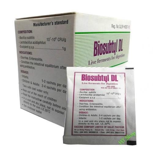 Digestive Enzyme Byosubtyl DL