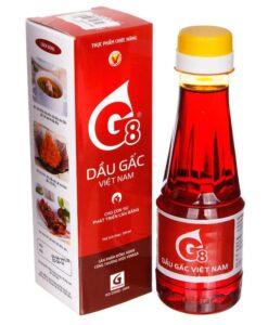 Gac Oil G8 Vinaga