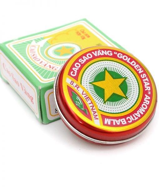 golden star balm opc 10 grams