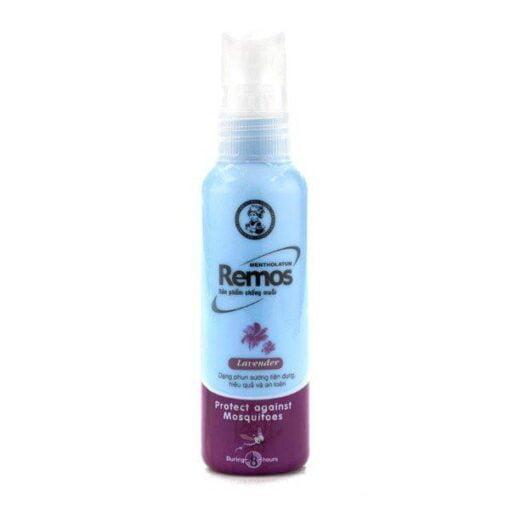 Remos Mentholatum mosquito spray