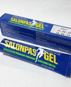 Salonpas Hisamitsu Gel 15 grams