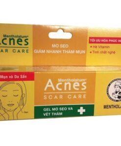 Acnes Mentholatum Anti-Scar Care Turmeric Extract