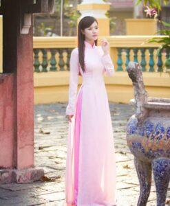 ao dai pink 3