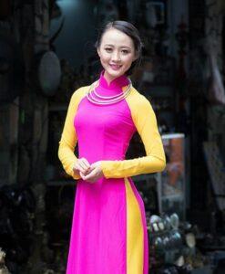 Ao Dai Vietnam Custom Made 2