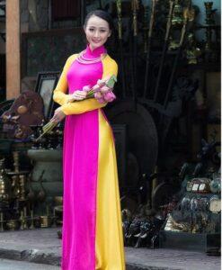 Ao Dai Vietnam Custom Made 3