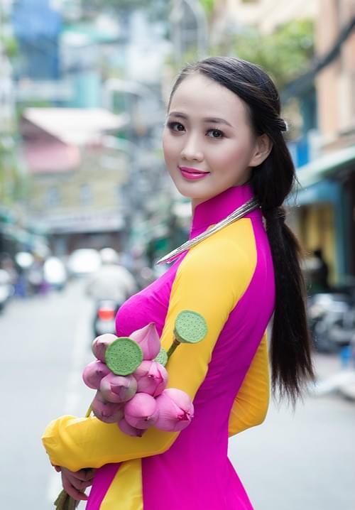 Ao Dai Vietnam Custom Made