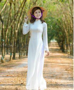 Ao Dai Vietnam Online Shop Student Ao Dai4