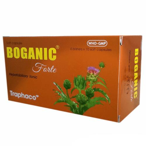 Boganic Traphaco Hepatobiliary Tonic