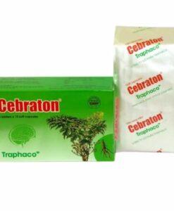 Cebraton Traphaco Supports Cerebral circulation