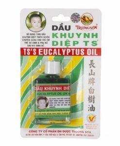 Eucalyptus Oil Truong Son