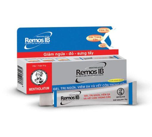 Remos IB Mentholatum 2