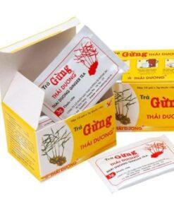 Thai Duong Instant Ginger Tea 1
