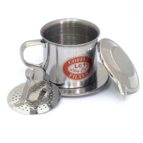 Vietnam Stainless Steel Coffee Filter Set