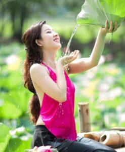 Ao Yem Vietnam Premade