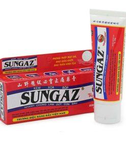 SUNGAZ Truong Son Massage Cream