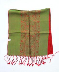 red-yellow-silkworm-women-scarf