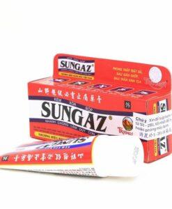 SUNGAZ Truong Son Massage Cream 1