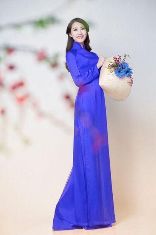 thai-tuan-blue-navy-silk-ao-dai-vietnam