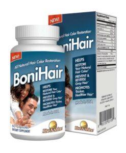 BoniHair Natural Hair Color Restoration