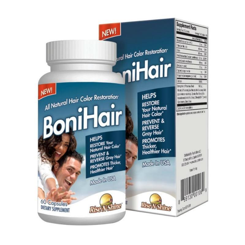 Restore Hair Natural Color