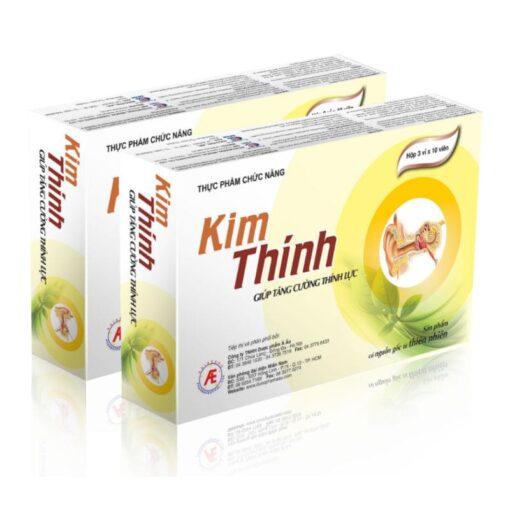 Kim Thinh Herbal Remedy Enhance Hearing