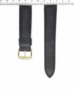 vietnam-black-watch-strap-ostrich-leather-20mm-grain-pattern