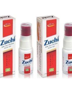 Original Deodorant Zuchi Spray Body Anti Smell hoa linh