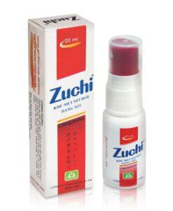 Original Deodorant Zuchi Spray Body Anti Smell