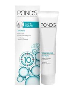 Ponds Acne Clear Gel Anti-Acne