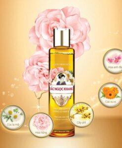 Rose Water Toner Sac Ngoc Khang Vietnam