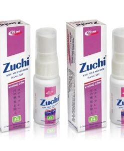 Zuchi Spray Deodorant Alcohol-Free Hoa Linh
