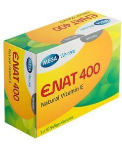 ENAT 400 Natural Vitamin E 2