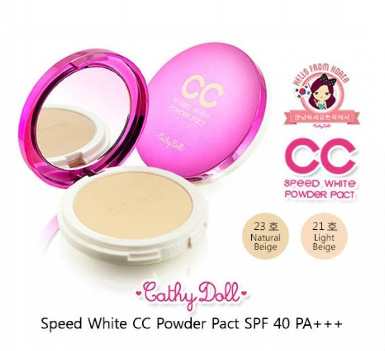 Cathy Doll CC Powder 3