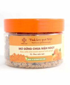 Hong Lam Apricot Ginger