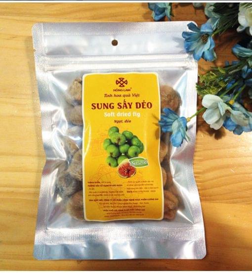 Hong Lam Soft Dried Figs 2