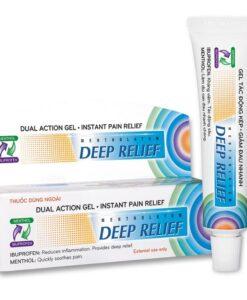 Deep Heat Deep Relief Cream