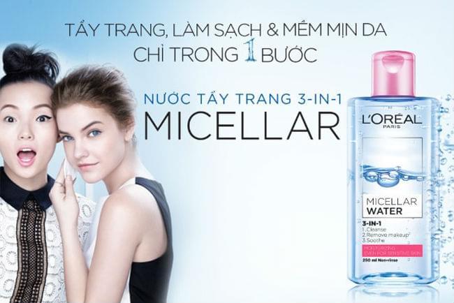 LOreal Micellar Water 2