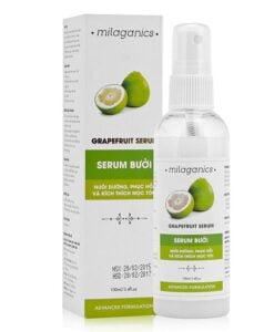 Milaganics Grapefruit Serum