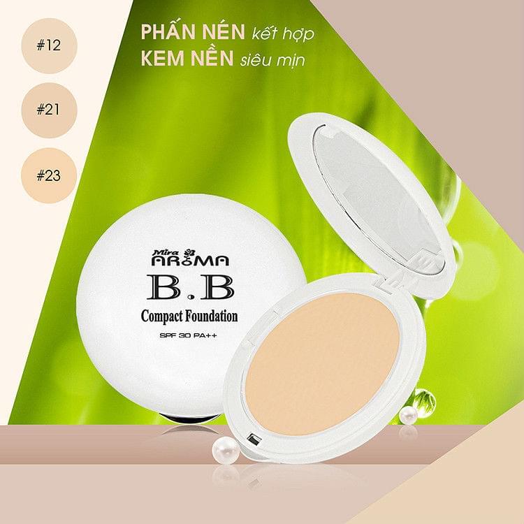 Mira Aroma BB Compact 2