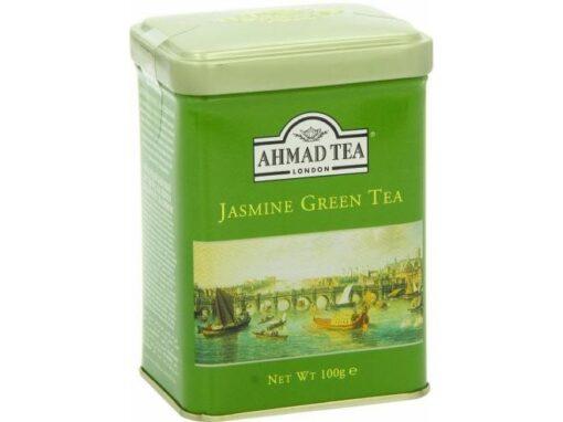 Ahmad London Jasmine Green Tea Natural