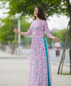 Ao Dai Vietnam New Collection 2