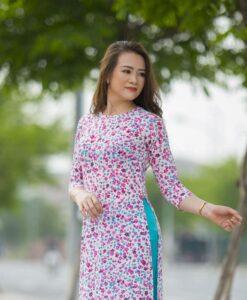 Ao Dai Vietnam New Collection