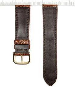 Ostrich Legs Skin Wrist Watch Strap 22mm 20