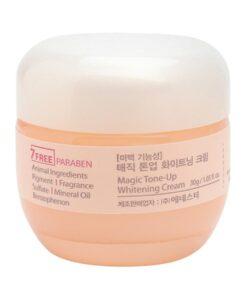 Enesti Cosmetic Magic Ton Up Whitening Cream 2