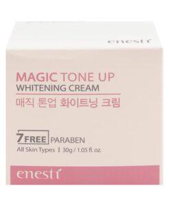 Enesti Cosmetic Magic Ton Up Whitening Cream 4