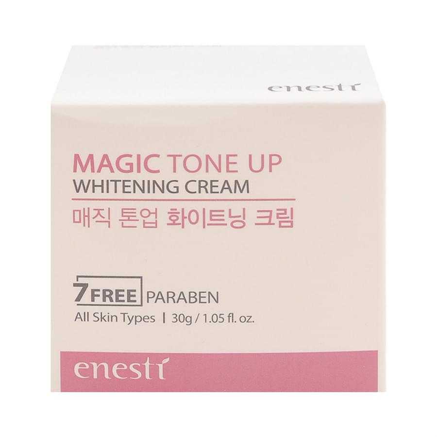 Enesti Cosmetic Magic Tone Up Whitening Cream 4