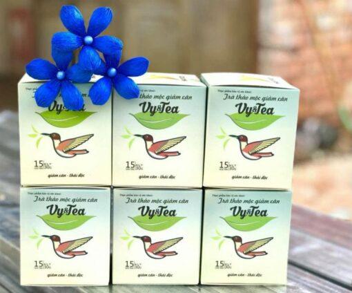Vy Tea Natural Herbal Weight Loss Tea 1