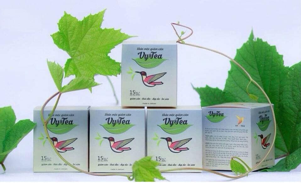 Vy Tea Natural Herbal Weight Loss Tea 3