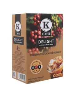 Vietnam Instant Milk Coffee K Phuc Sinh
